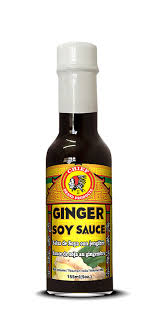 Chief Ginger Soy Sauce 155ml