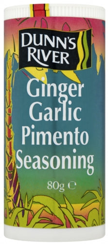 Dunn's River Ginger & Garlic Pimento Seasoning 100g