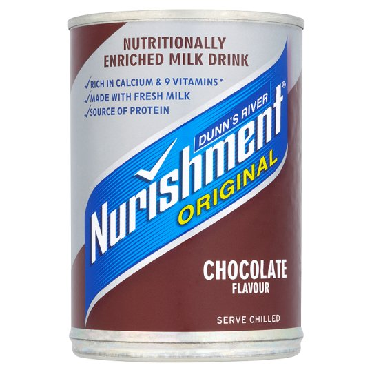 Dunns River Nurishment Chocolate Flavour 400g