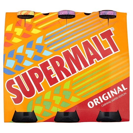 Supermalt Multipack 6 X 330ml