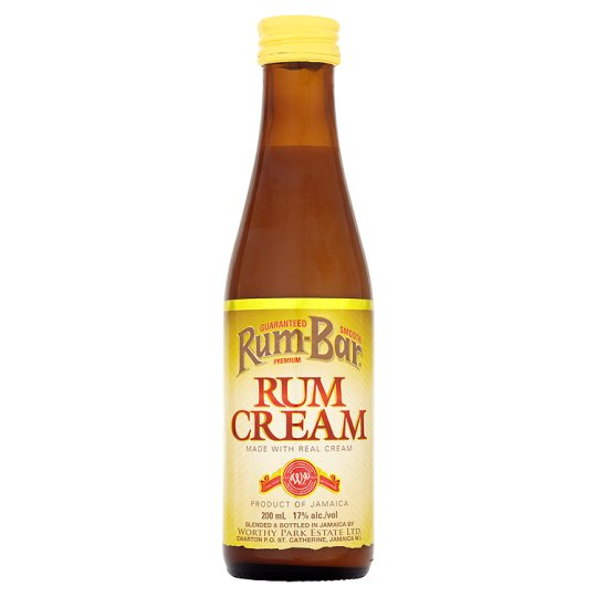 Rum Bar Premium Rum Cream 200ml