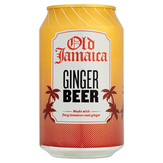 D & G Old Jamaica Ginger Beer 330ml
