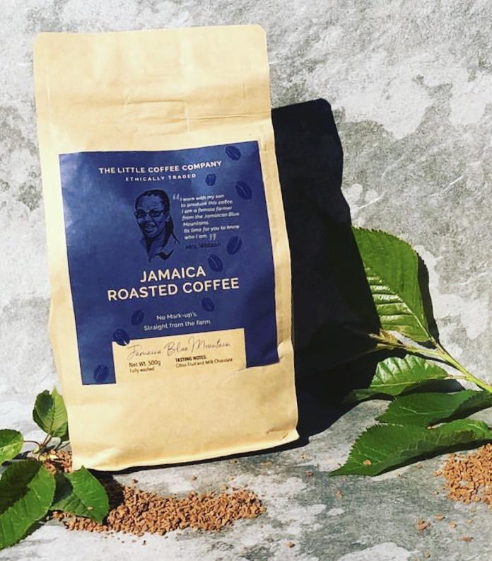 The Little Coffee Company Roasted Coffee 500g