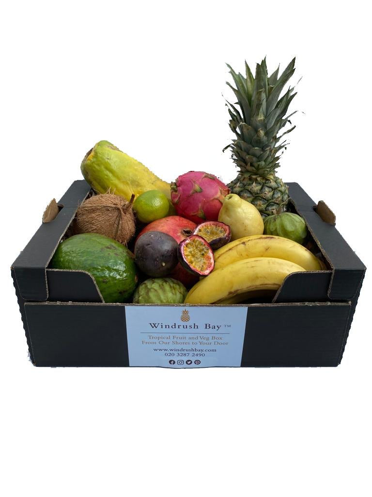 Windrush Bay Tropical Fruit Only Box 3kg