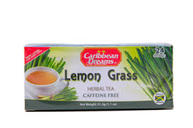 Caribbean Dreams Lemongrass Tea 38.4g