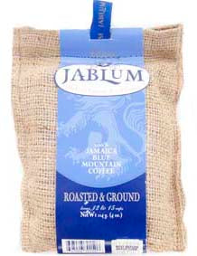 JABLUM 100% Jamaican Blue Mountain Coffee 227g