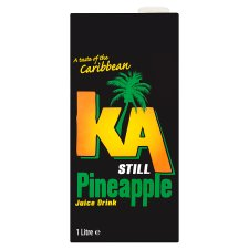 K.A Pineapple Drink 1L