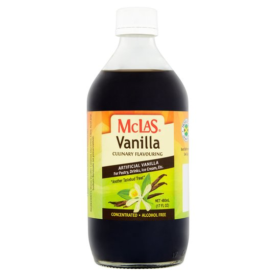 Mclas Vanilla Essence 480ml