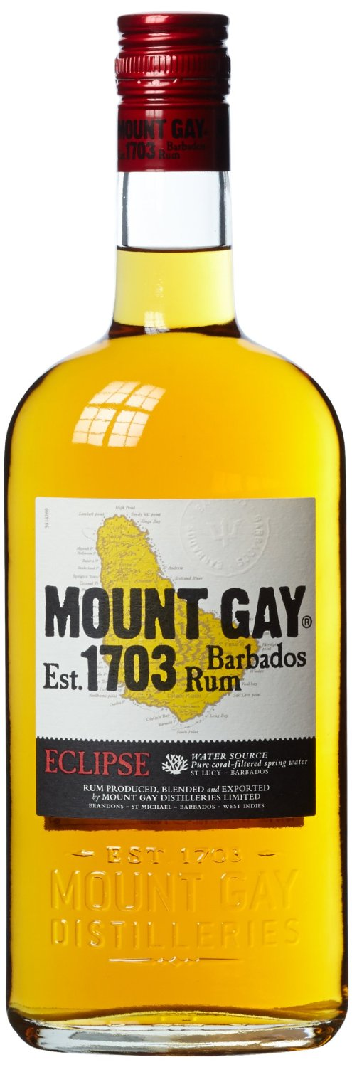Mount Gay Eclipse Barbadian Rum 70 Cl
