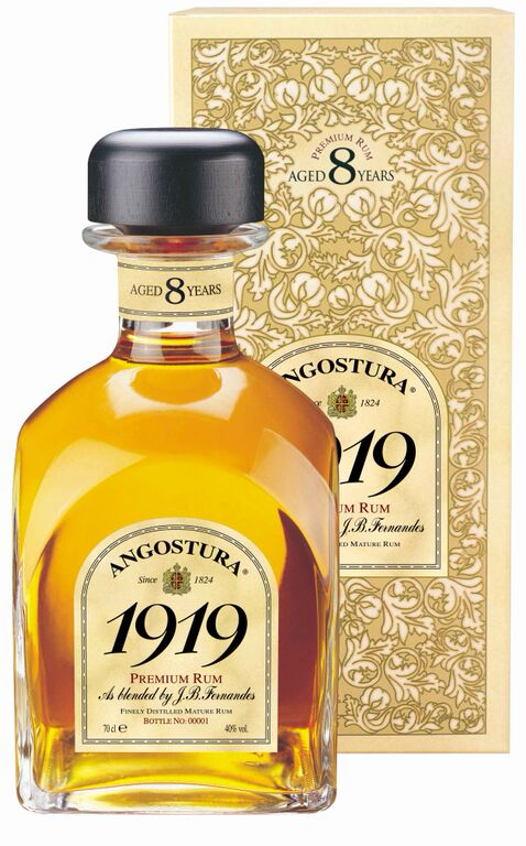 Angostura 1919 8 Year Old Rum 70 cl