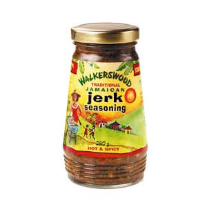 Walkerswood Jerk Seasoning 280g