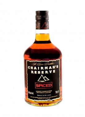 Chairman's  St Lucian Spiced Rum 70cl