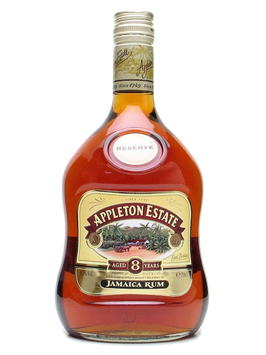 Appleton Estate Rum Aged 8 Years 70cl