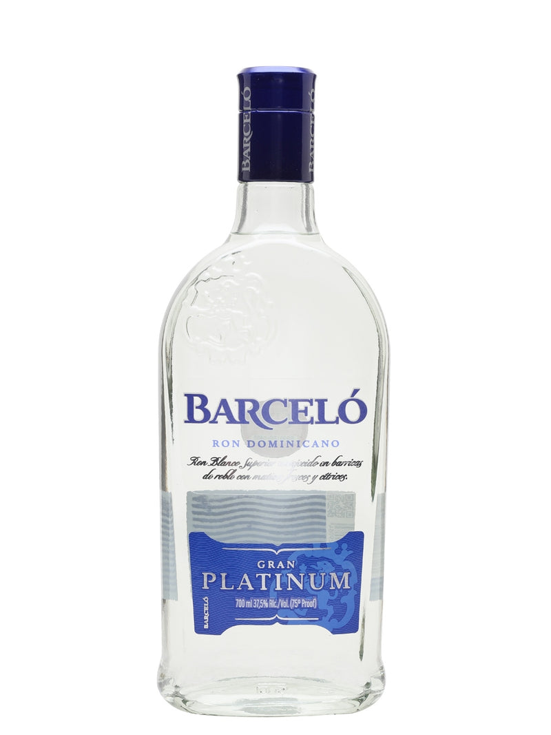 Barcelo Gran Platinum 70CL/37.5%