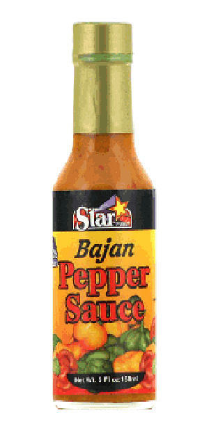 Star Bajan Pepper Sauce 150ml