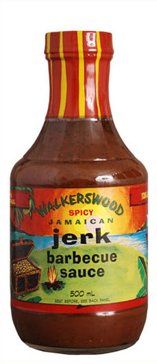 Walkerswood Jerk Barbeque Sauce 500ml