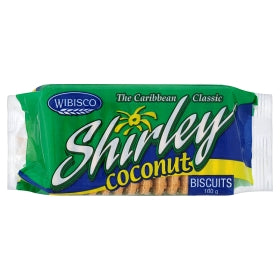 Wibisco Shirley Coconut Biscuits 100g