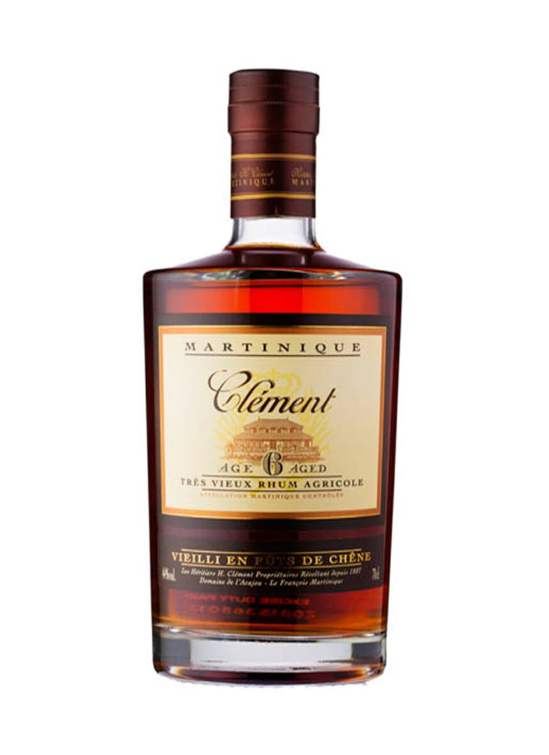 Clement 6 Year Old Rum 70cl