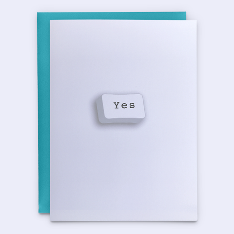 "Relationship Card ""YES"""
