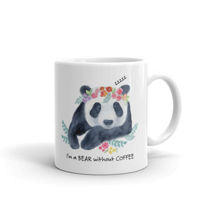 Sleepy Panda Bear Mug