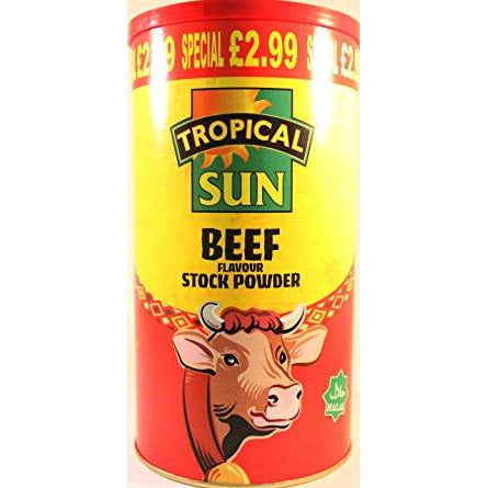Tropical Sun Stock Powder