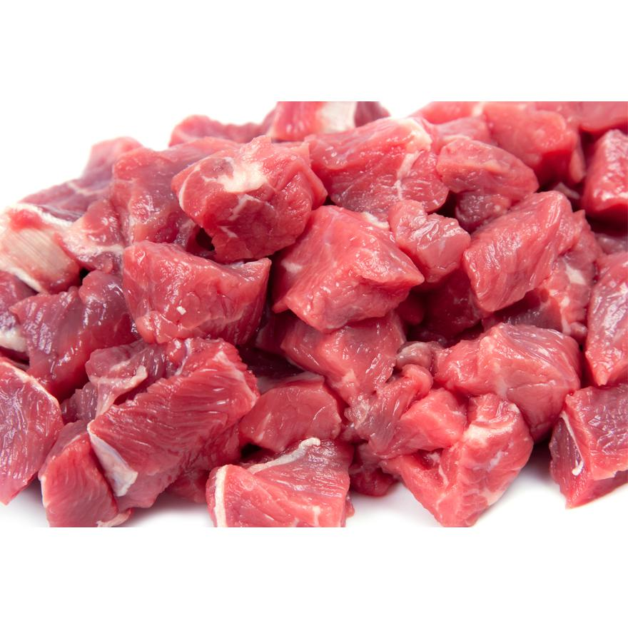 Boneless Beef for meal preparation.
