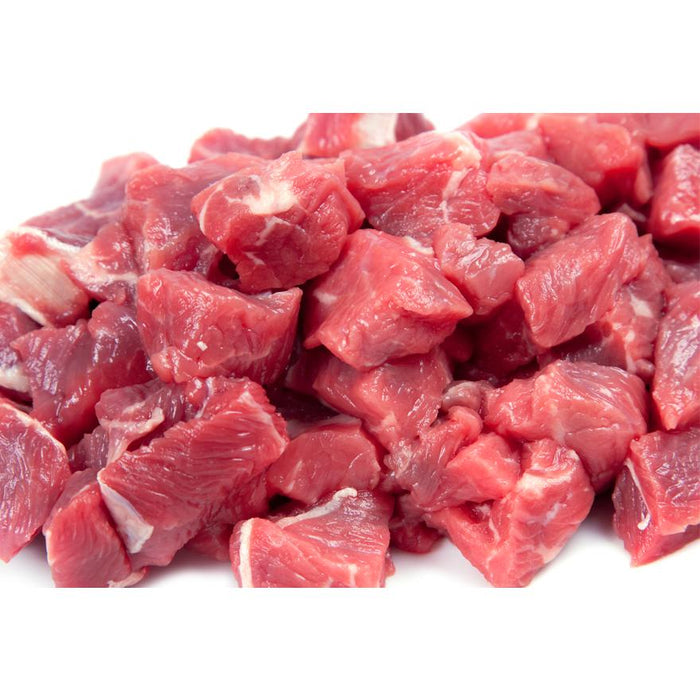 Boneless Beef (Frozen) 1kg - Cut
