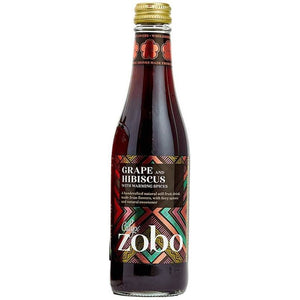 Calyx Zobo Hibiscus Botanical Fruit Juice Drink 250ml  x 1