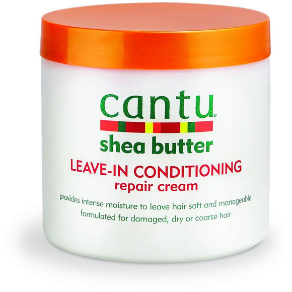 Cantu Shea Butter Leave in Conditioning Repair Cream 453 g