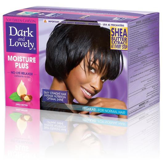 Dark&Lovely Moisture Plus Relaxer Kit