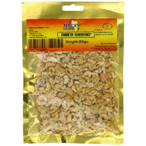 Dried shrimps 100g