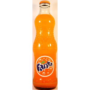Fanta Orange (Nigerian) 350ml.  Coca-Cola is committed to making a positive difference - to the health of the planet, consumers and the communities it serves.