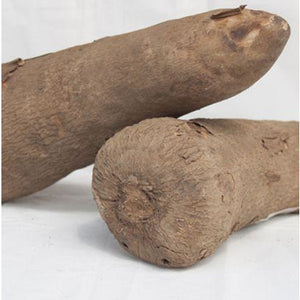Yams are perennial herbaceous vines cultivated for the consumption of their starchy tubers in many temperate and subtropical world regions. High carbohydrate.