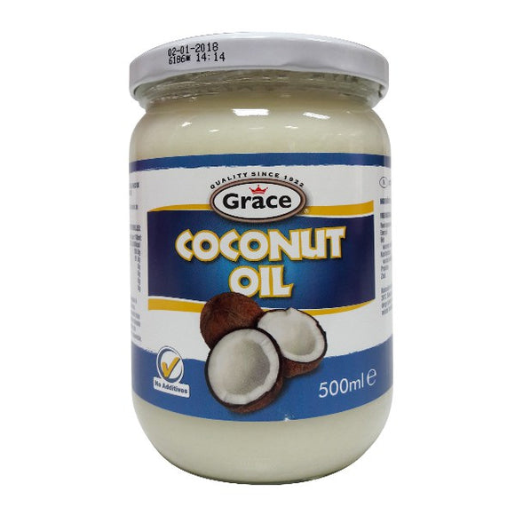 Coconut Oil (Grace)
