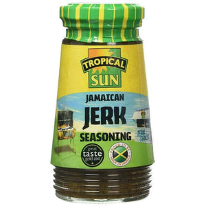 Tropical Sun Jerk Seasoning Jar 280G Made in Jamaica