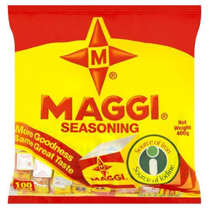 Maggi Nigerian Seasoning Cubes: Utilized by generations as An cooking companion, Maggi flavoring cubes might make included as an element on any dish or food.