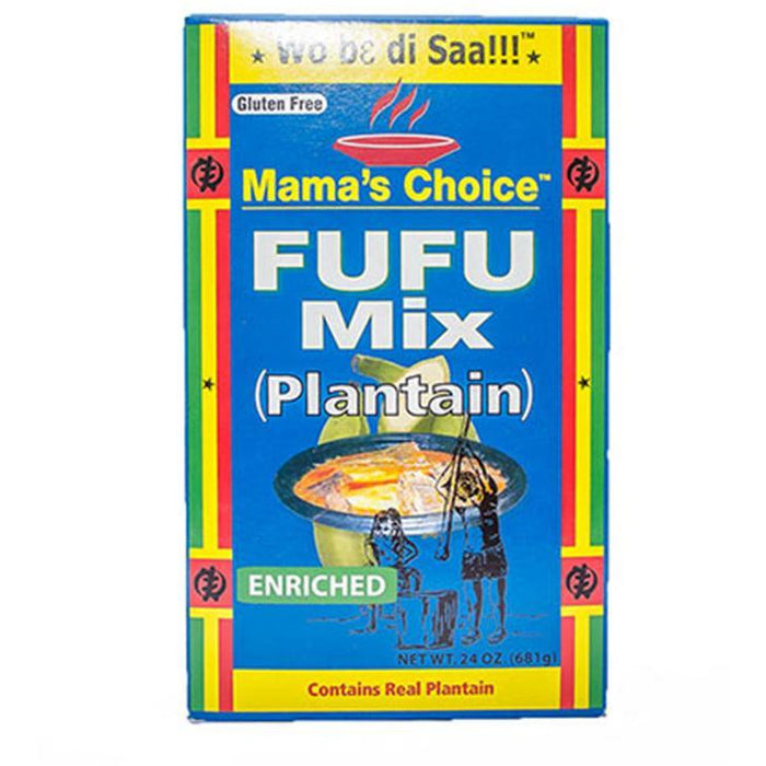 Mama's Choice Fufu Mix