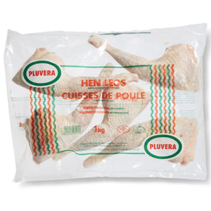 Hard Chicken (Pluvera Chicken) Leg and Thigh Cut - 2KG