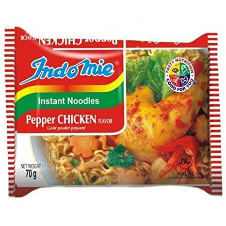 Indomie Noodles - Pepper Chicken x 40packs