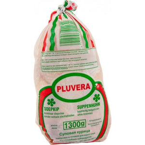 Pluvera Whole Hard Chicken