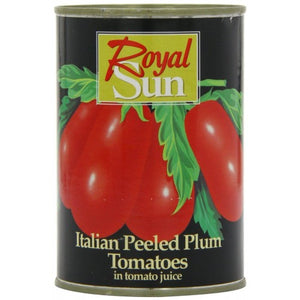 Chopped Tomatoes & Plum Tomatoes 400g
