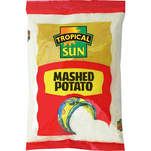 Tropical Sun Mashed Potato