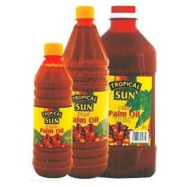 Tropical Sun Pure Palm Oil