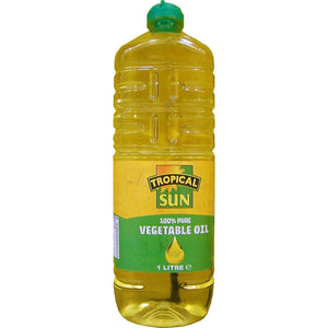 Tropical Sun Vegetable Oil