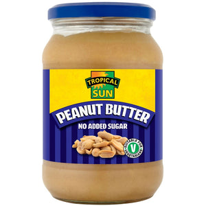 Tropical Sun Smooth Peanut Butter