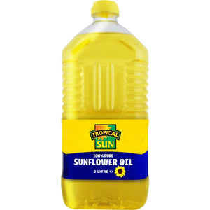 Tropical Sun Sunflower Oil