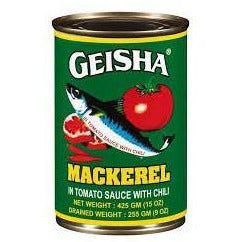 Geisha mackerel is a scrumptious delicacy that will excite your taste buds
