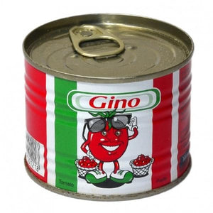 Gino tomatoes is Made from a unique blend of choicest ingredients drawn from various regions of the world.Made by state-of-the-art equipment and technology.