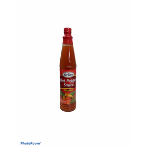 Grace Hot Pepper Sauce 85ML