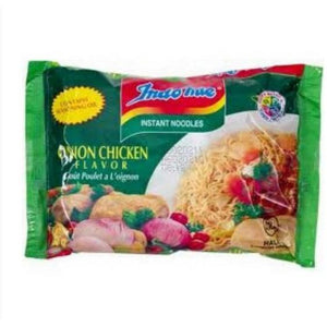Indomie Noodles - Onion Chicken